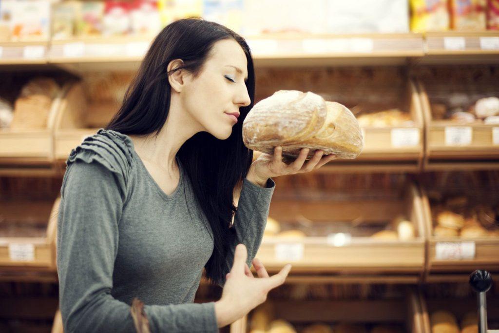 Запах свежего хлеба