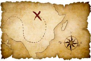 карты для путешествий