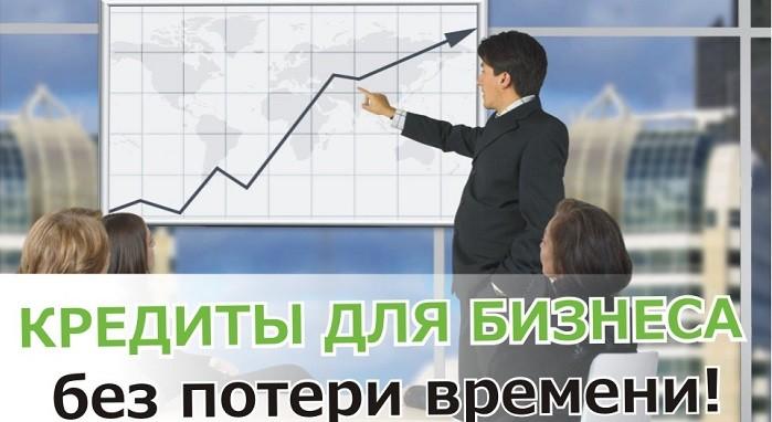 кредит для ИП на открытие бизнеса